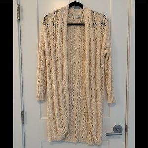 NWOT American eagle long knitted cardigan
